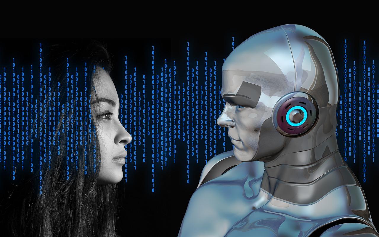 【衝撃】AI技術により不老不死、人間の脳をロボットに移し替え!