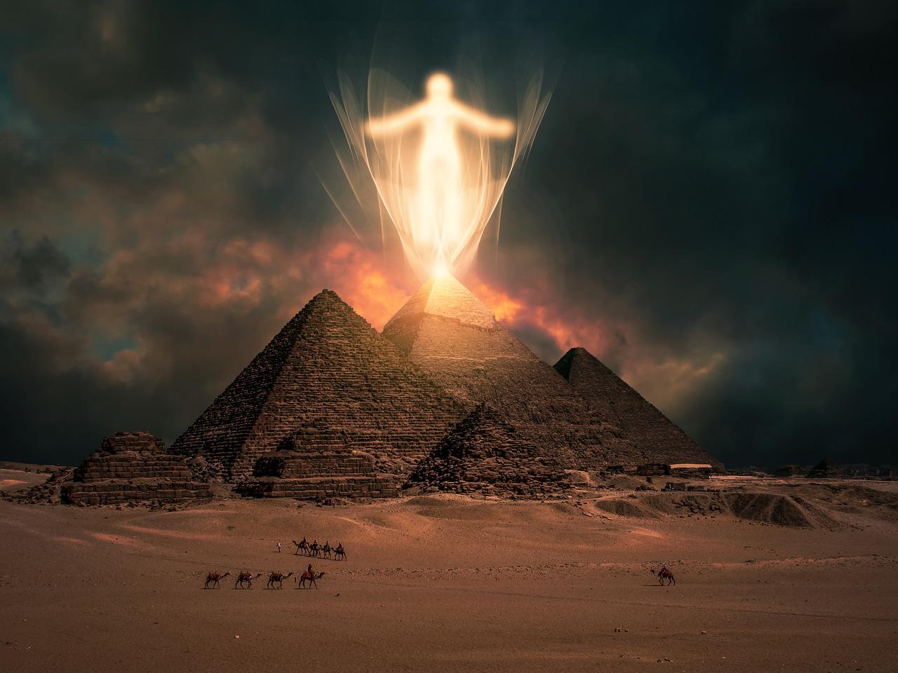 科学者が解明!エジプトのギザの大ピラミッド建設の本当の目的とは?
