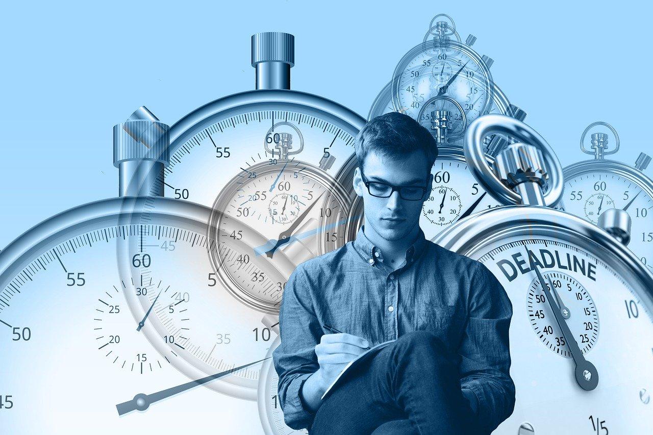 仕事が出来る人が実践している「無駄な時間をゼロ」にする3つの行動習慣について解説